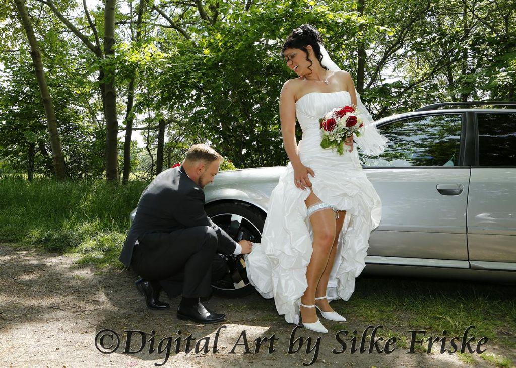 Digital Art Silke Friske Verr 252 Ckte Hochzeitsfotos